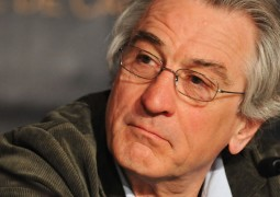 CANNES, FRANCE - MAY 11:  Jury President Robert De Niro onstage during the Jury press conference at the Palais des Festivals on May 11, 2011 in Cannes, France.  (Photo by Francois Durand/Getty Images) *** Local Caption *** Robert De Niro;