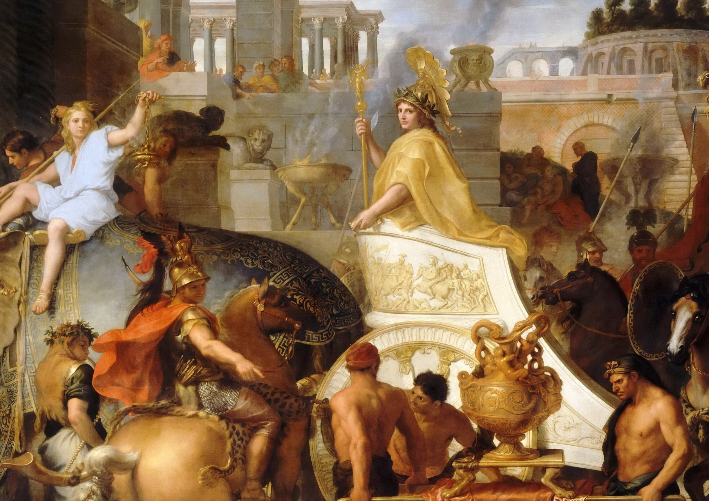 Charles_Le_Brun_-_Entry_of_Alexander_into_Babylon
